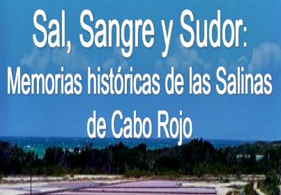 """""""Sal, Sangre y Sudor"""": Genealogia de Familias Salineras"""